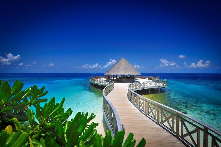 Is there any place in the world more idyllic than Bandos Resort in the Maldives?