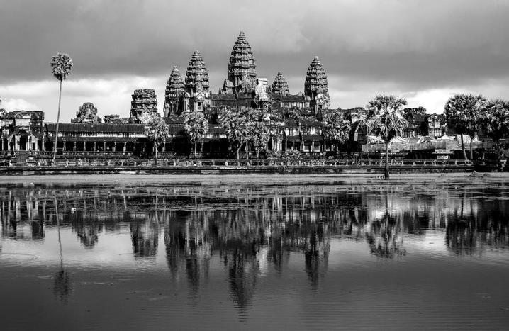 CAMBODIA!!!  Visit the spectacular temples of Angkor on a side trip to any diving holiday in south east Asia!  (Image by Inger Vandyke)
